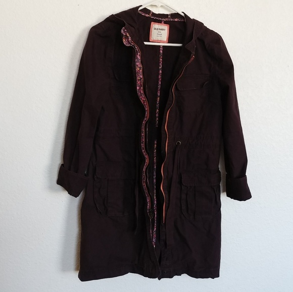 Old Navy Jackets & Blazers - Women's S ~ Old Navy ~ jacket hooded